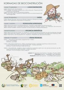 XORNADAS DE BIOCONSTRUCIÓN código