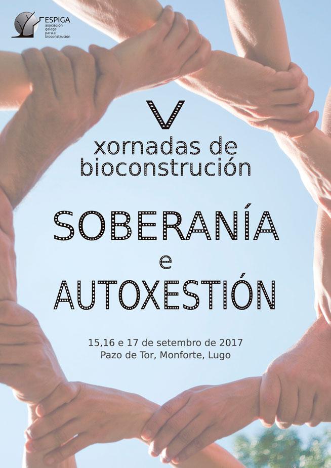 BIOCONSTRUCIÓN. SOBERANIA E AUTOXESTION